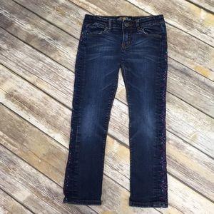 Lucky Brand Girl's Zoe Skinny Jeans